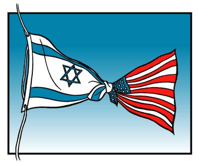 israel_america_flag